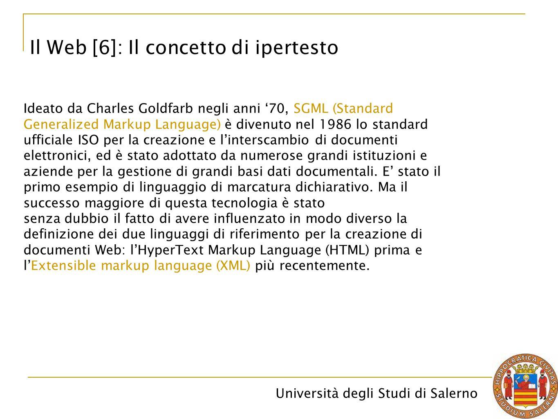 Il Web [6]: Il concetto di ipertesto